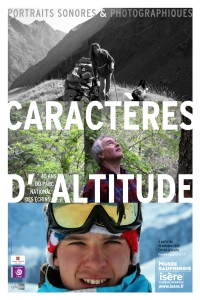 """Characters of height "": sound portraits of the Ecrins"