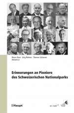 A new publication on the history of the Swiss National Park