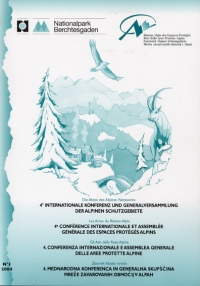 Proceeding n°5: Alpine Protected Areas: a meeting point for ecology and communication